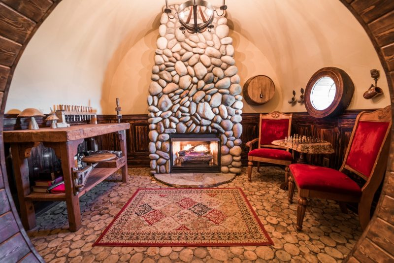 This Hobbit House Will Have You Dreaming Of Middle Earth