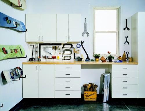 3 easy ways to maximize storage in your garage - Muebles para garage ...