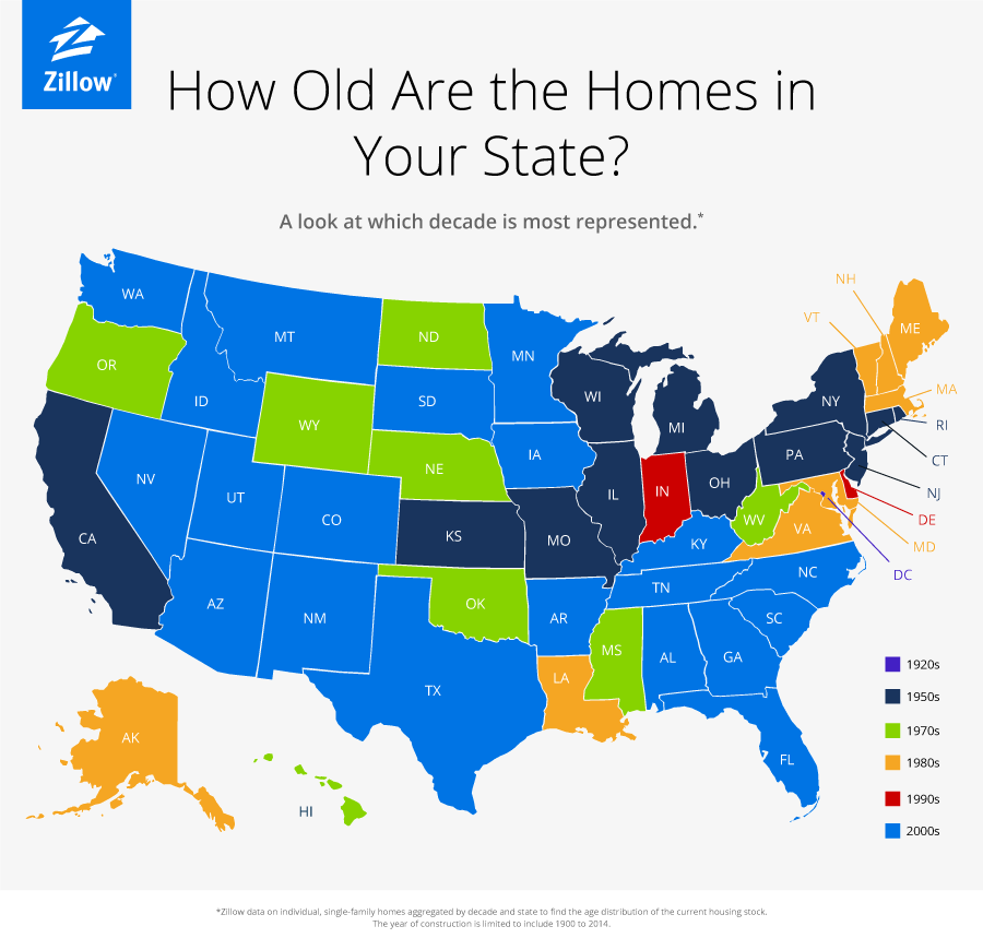 The Age of Homes in All 50 States Zillow Maps Home Values on what's my home worth map, zillow homes for rent, zillow street maps, zillow zestimates, zillow earth, zillow badge, zillow find neighborhood, kiro 7 map, zillow address map, property value map, zillow map view, what's my house value map, google earth map, zillow search by map, zillow homes values estimates, zillow real estate, home depot map, real map, zillow maps neighborhood, zillow sold homes,