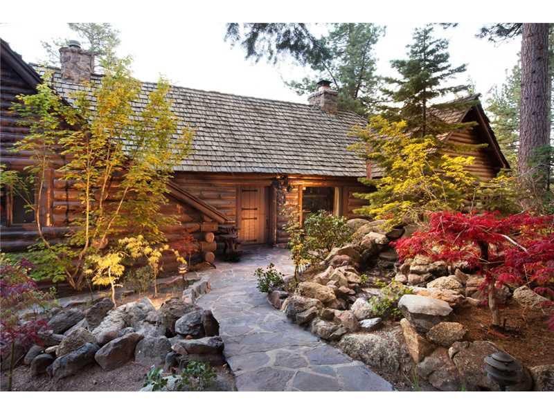 House Of The Week: Howard Hughes' Former Lake Tahoe Estate