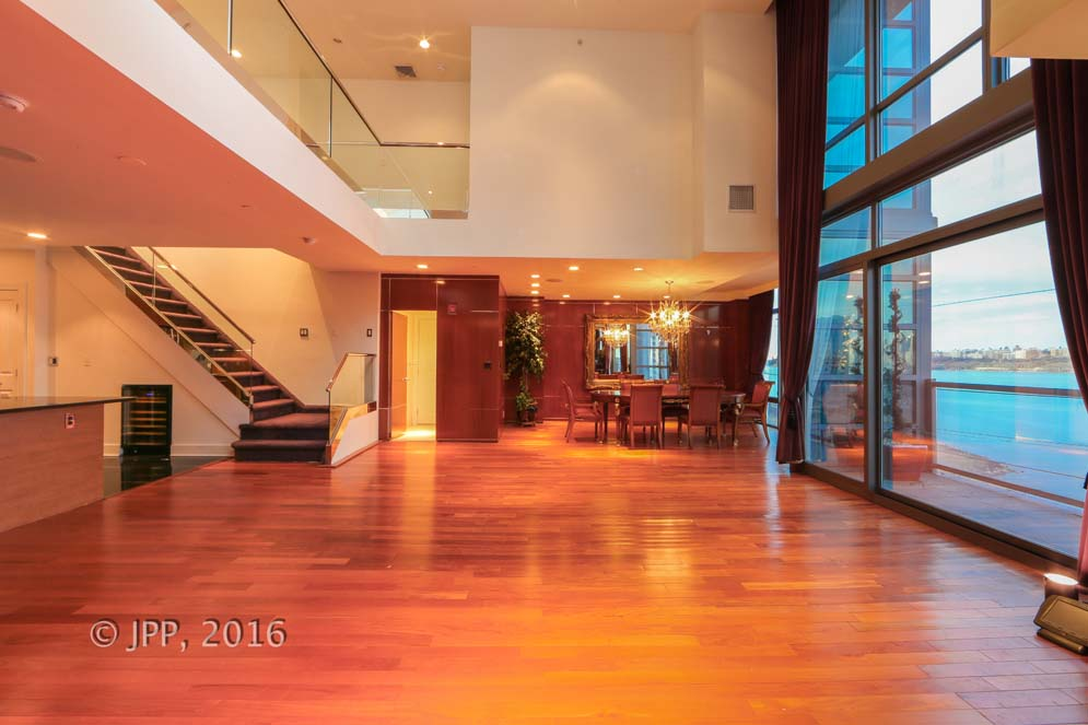 Ice-T and Coco List Opulent Penthouse in New Jersey