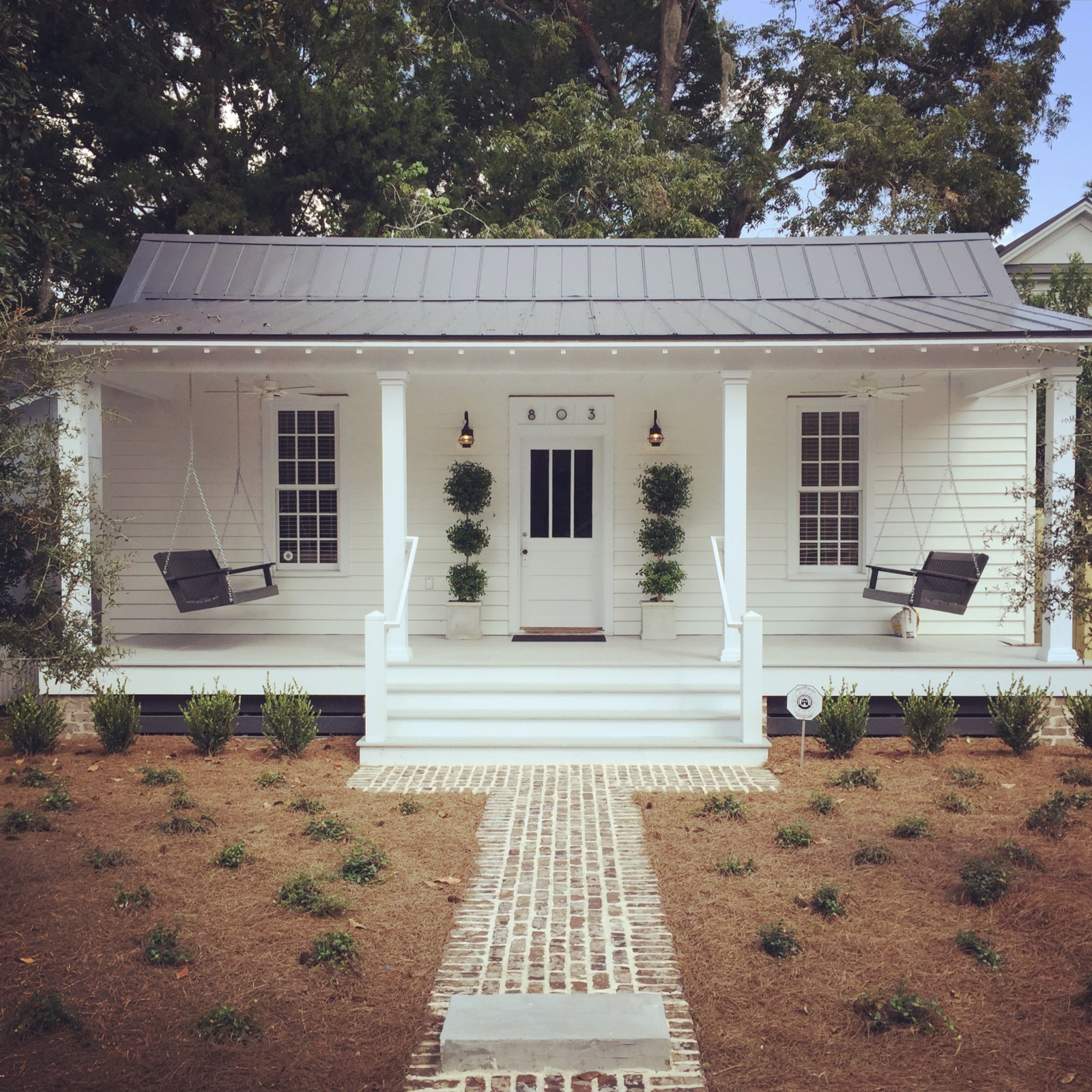 Before U0026 After: Low Country Cottage Renovation