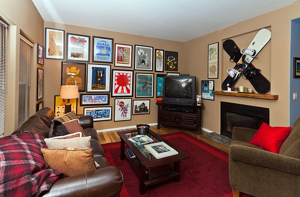 Exceptional Comic Wall Art How To Create A Gallery Wall In Your Home   Zillow Porchlight Part 31
