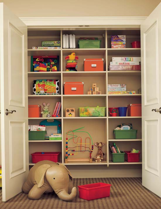 5 Tricks for Sneaking Storage into Small Spaces