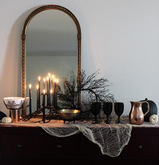 5 tips for haute halloween decor for Haute decor