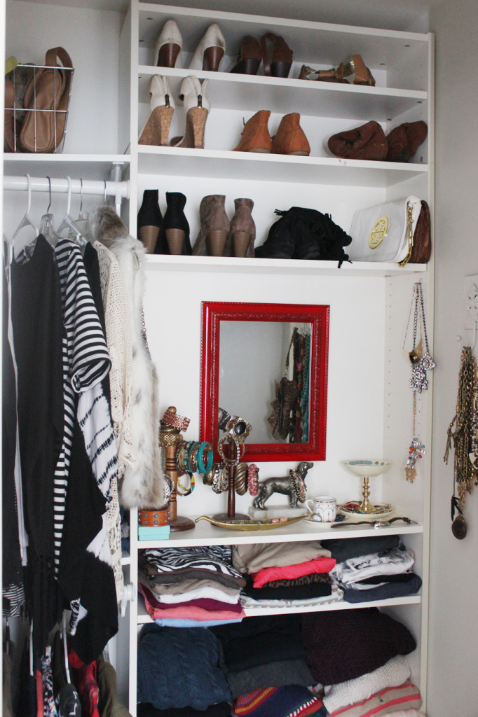 Their Billy Bookshelves Are Good For More Than Just Storing Your Books They Re A Great Way To Customize Closet Storage