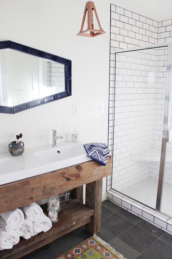 Home Upgrade Options For A Budget - $5000 bathroom remodel