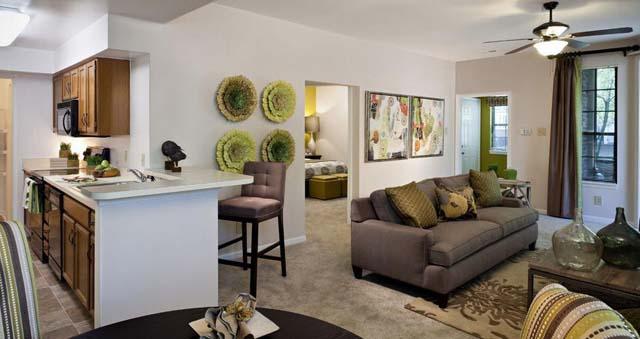 Stunning Two Bedroom Rentals Under 2 000