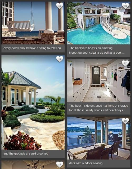 Jenni Perones Beach House