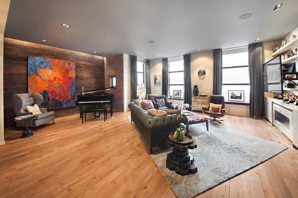 John Legend s living room. 9 Celeb Homes for Sale Under  15 Million   Zillow Porchlight