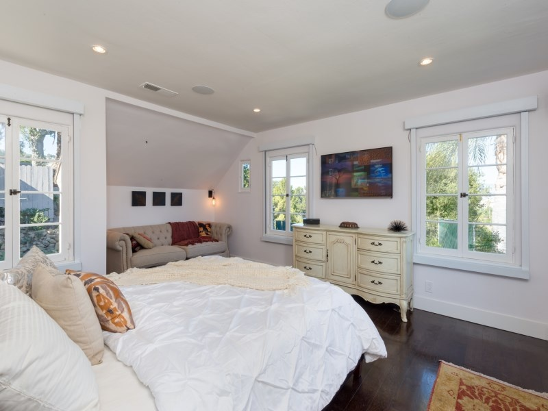 Kerry Washington Lists French Country Compound In La