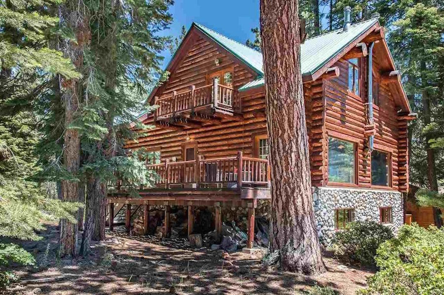 Log Cabins From Modest To Massive