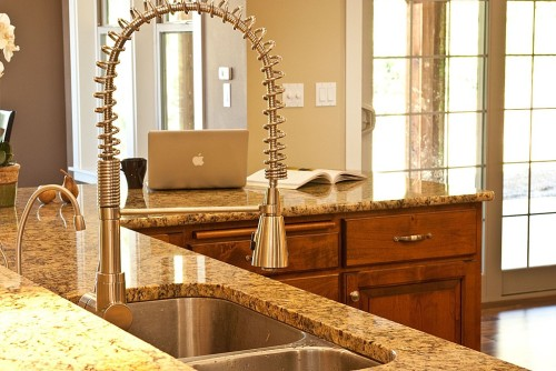 Restaurant Grade Kitchen Faucets