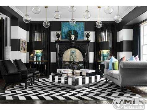kourtney kardashian lists boldly decorated home for million. Black Bedroom Furniture Sets. Home Design Ideas