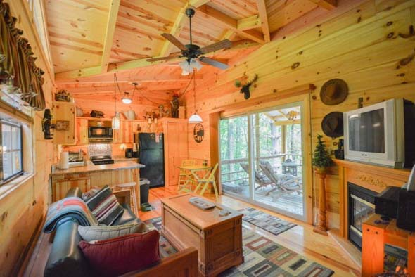 tiny homes under 400 square feet