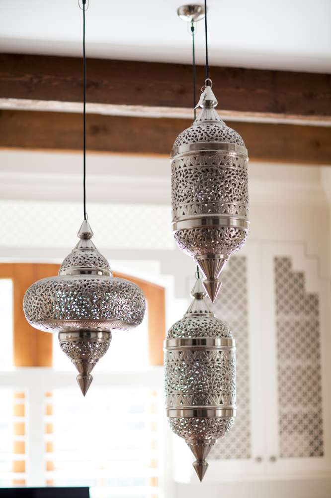 A Texas Town House Goes Moroccan