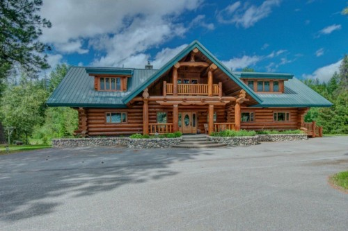 Want To Live Like A Us President Start With A Log Cabin