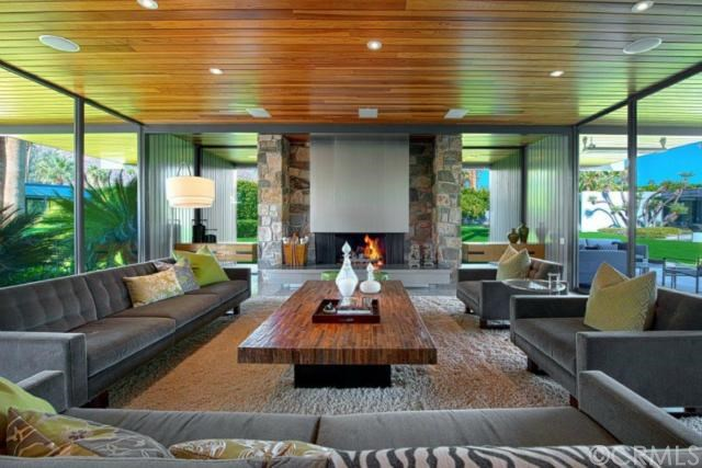 Leonardo DiCaprio Charges by the Night for Palm Springs Compound