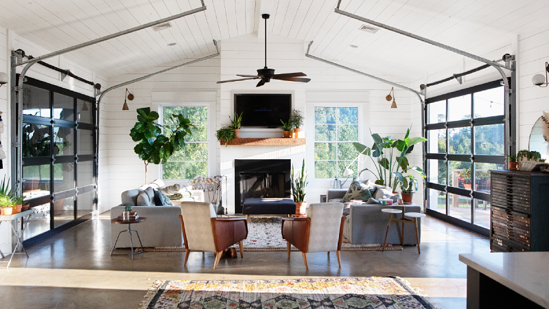This Home Looks Like a Barn (But Has Enough Room to Be a
