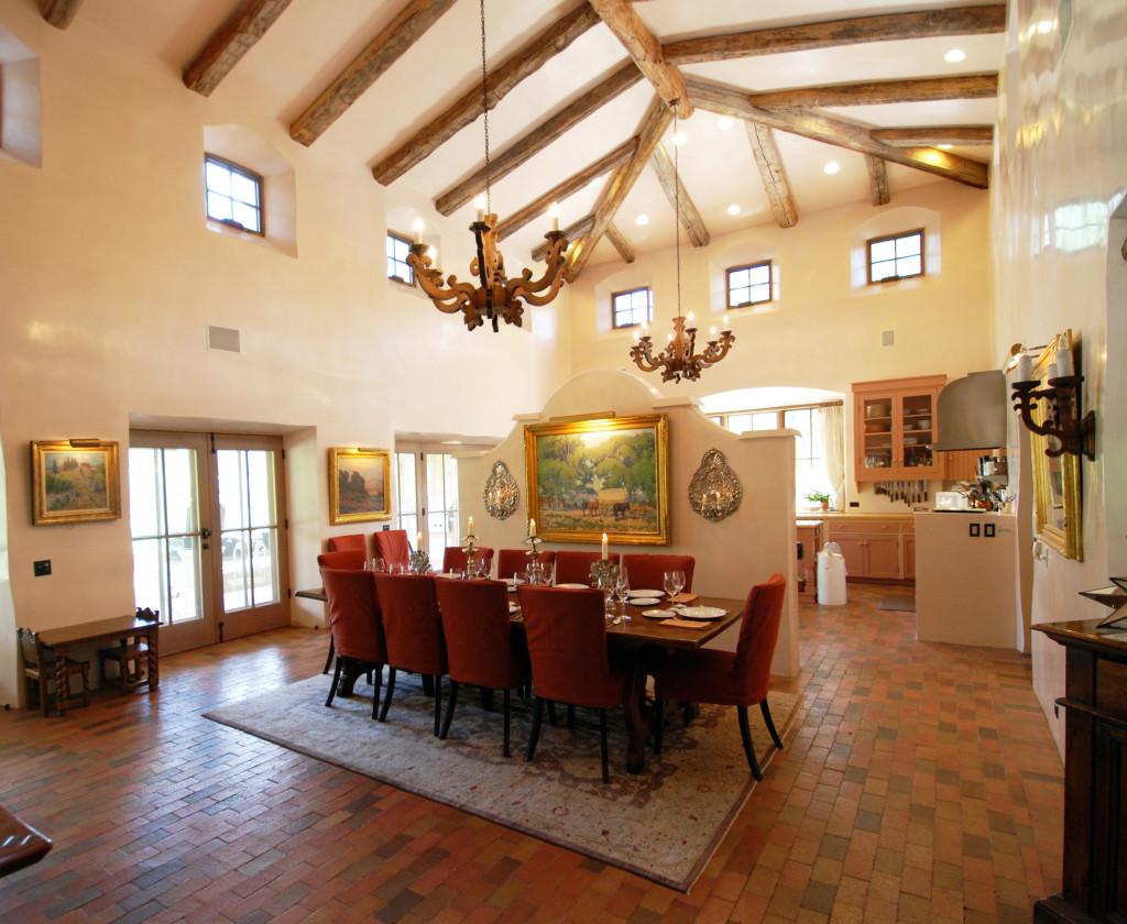 Jane Fonda Selling Santa Fe Sanctuary, Forked Lightning Ranch
