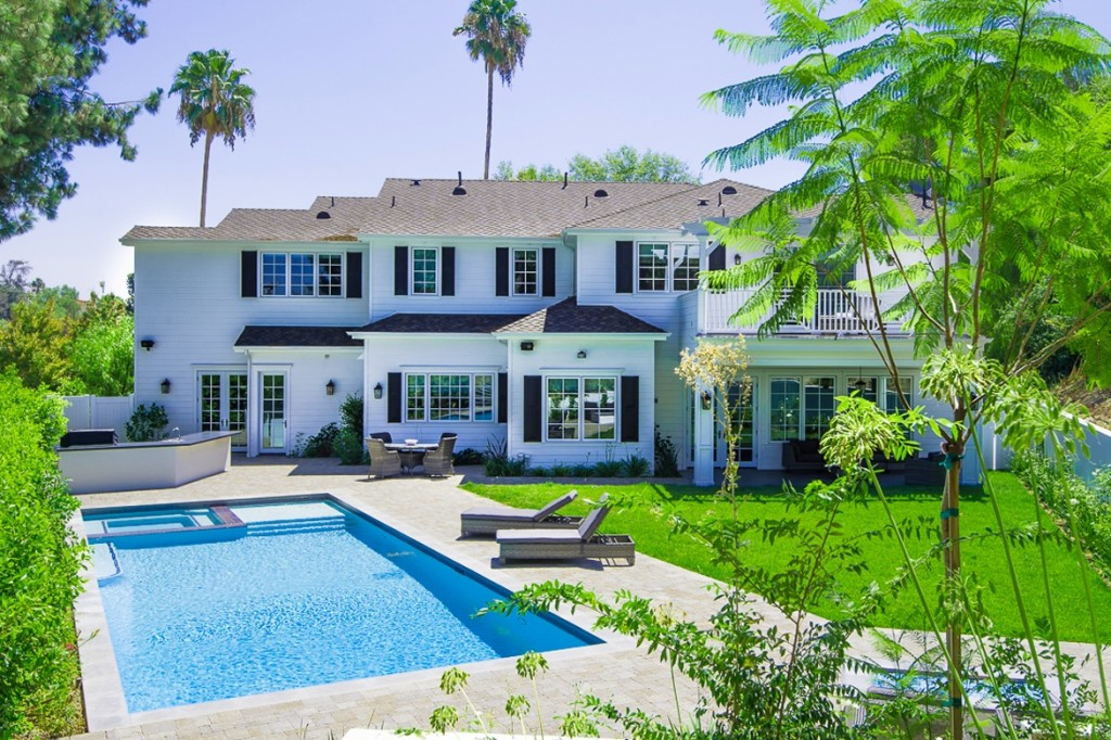 Marc Anthony Lists Second California Mansion