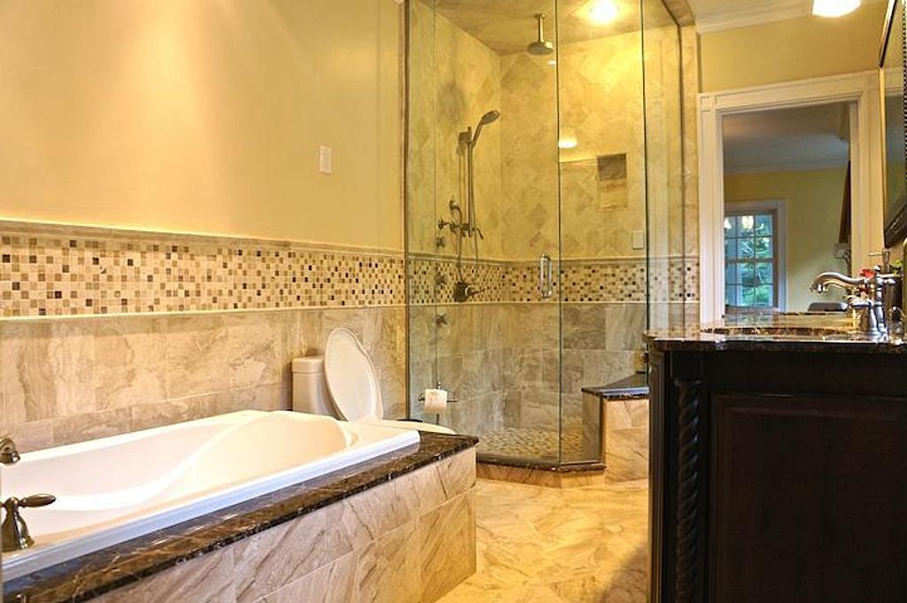 American hustle home makes splash in boston market with for American hustle bathroom scene