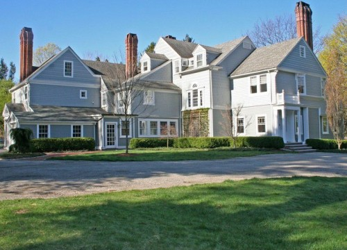 Architect Designed Homes For Sale all photos via homevisit Mckim Shingle Style House