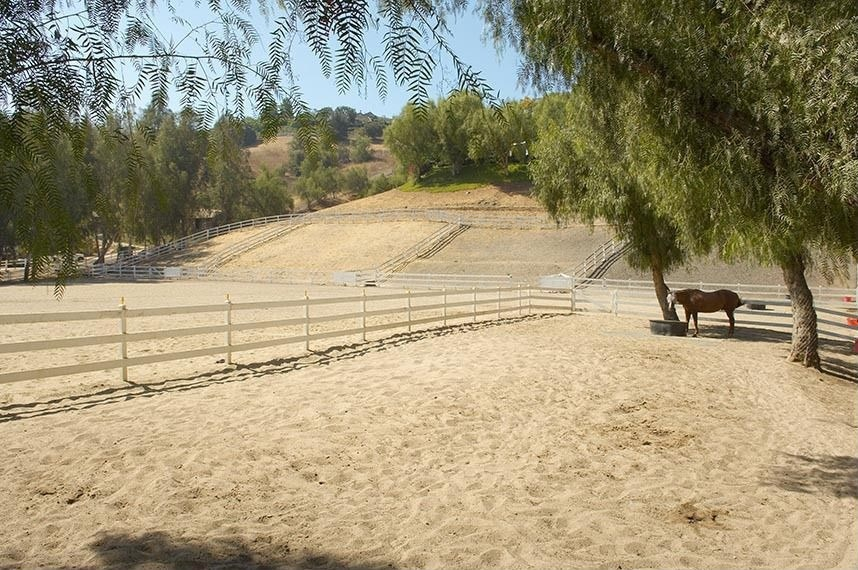 Report Miley Cyrus Lands Horse Ranch Outside La