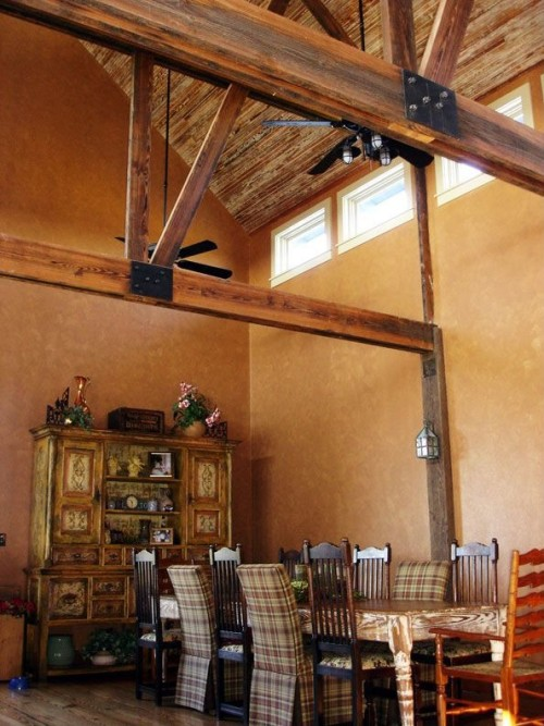The Barn Look: Creating a Rustic Feel in Your Contemporary ...