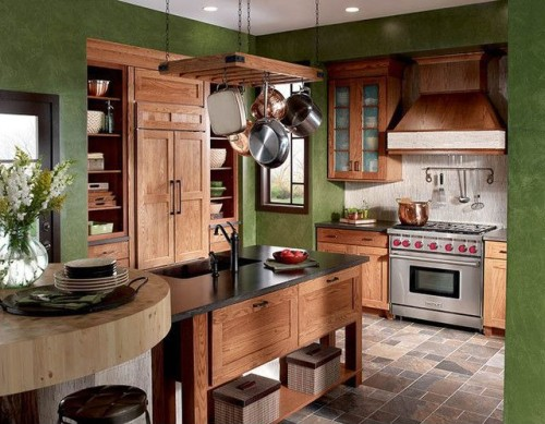 small green kitchens kitchen paint colors 10 handsome hues to consider