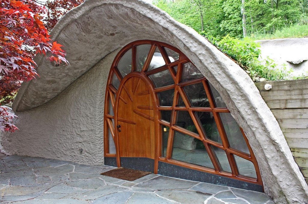 Captivating House Of The Week: The Mushroom House