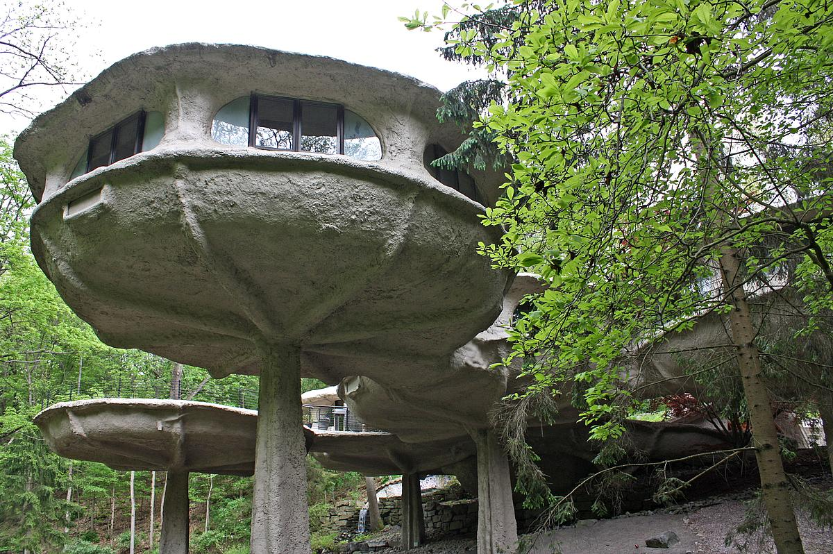 House Of The Week: The Mushroom House