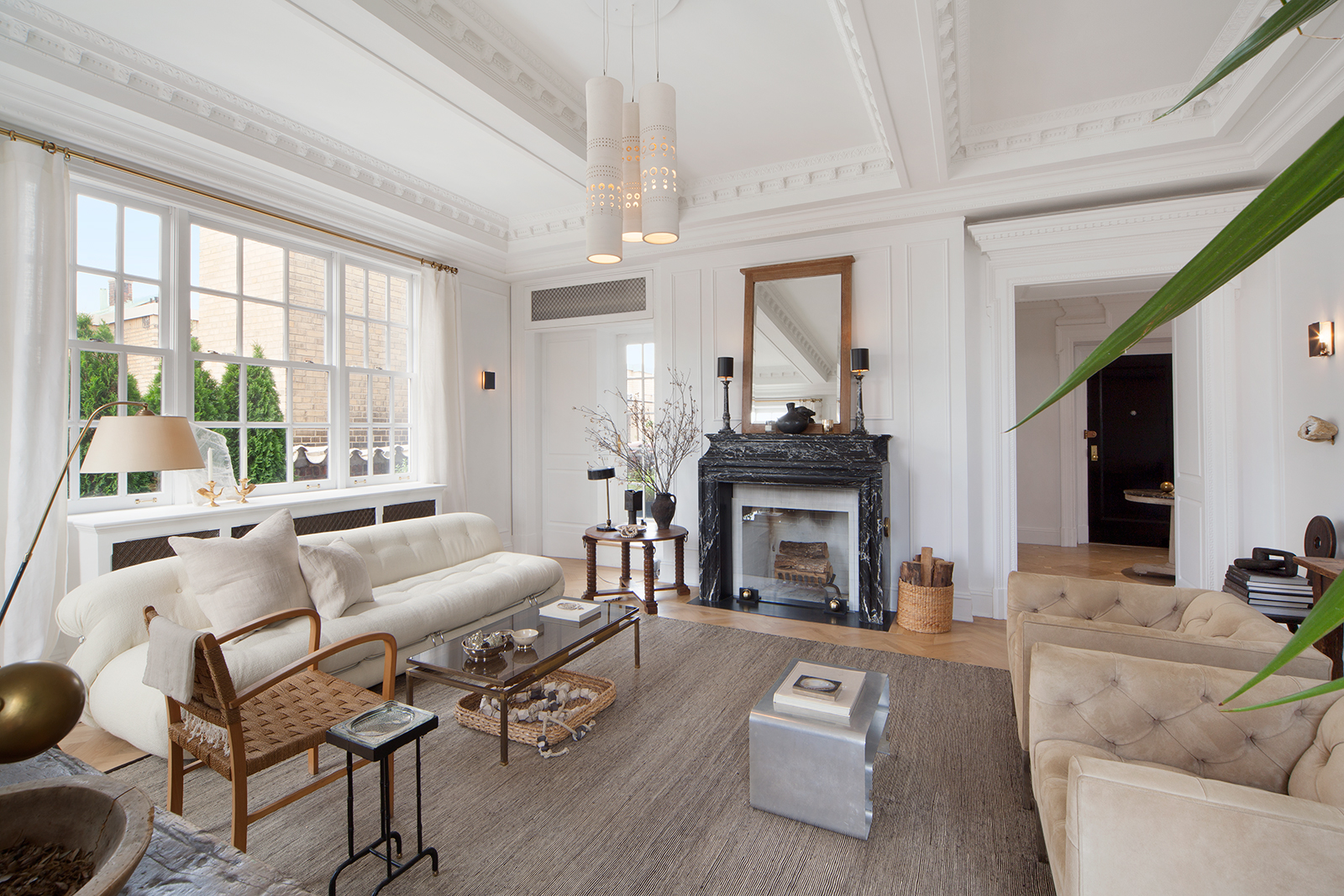 Nate berkus jeremiah brent ask 10 5m for their greenwich village apartment