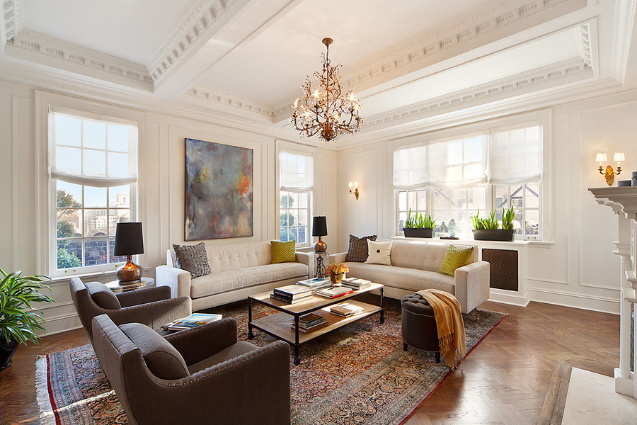 Nate Berkus Living Room Cool Nate Berkus Buys $5M Nyc Penthouse While His La Rental Seeks A Buyer Decorating Inspiration