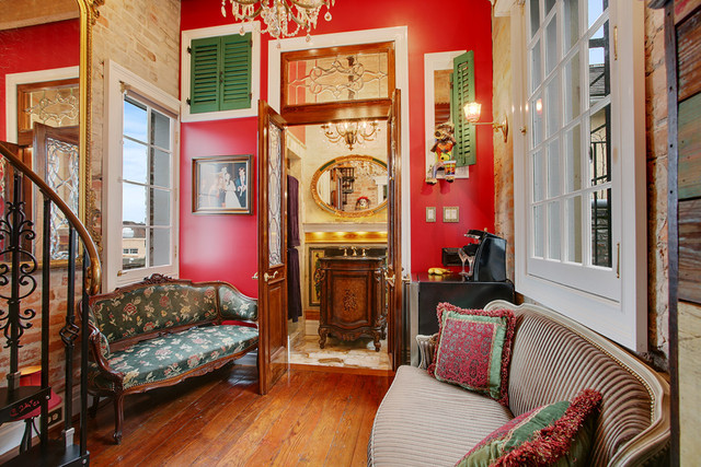 This 1 bedroom  1 bath home in the French Quarter features 19th century  pine floors  antique fixtures  a loft and a marble bath. Living Large in Small Spaces  10 Homes for Sale Under 500 Square