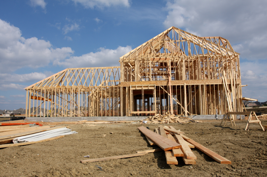5 Things You Should Know About New Home Construction: home builder contractor