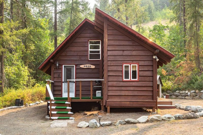 Sensational 9 Cozy Cabins For 300 000 Or Less Home Interior And Landscaping Oversignezvosmurscom