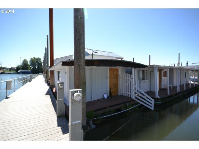 How much house can you buy for 75 000 Portland floating homes