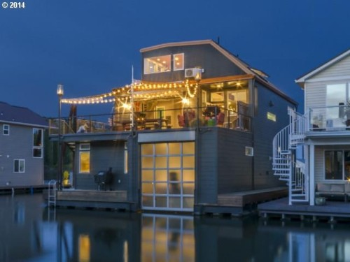 Floating homes for every budget Floating homes portland