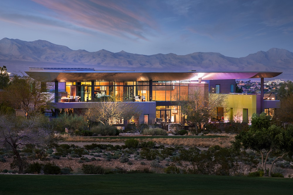 House of the Week: Mega-Mansion Built By Casino, Resort ...