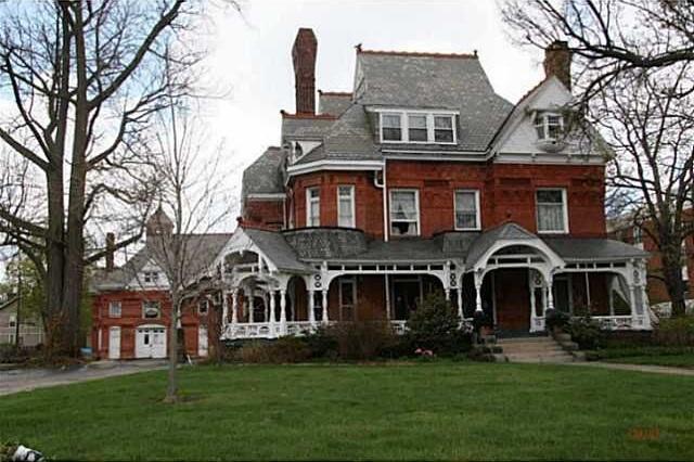 Reynolds Secor Mansion