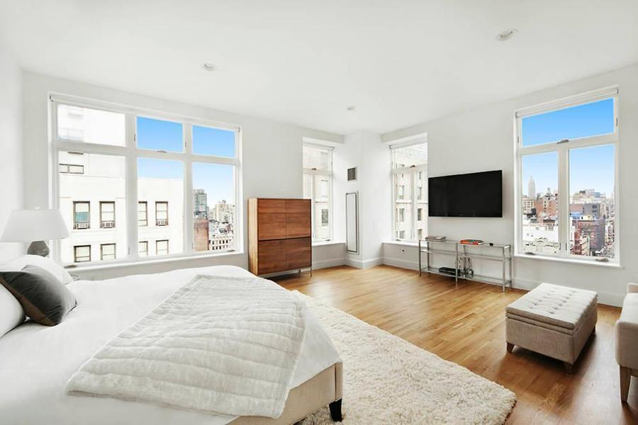 report rihanna renting manhattan apartment for 39000 a month - Manhattan Penthouse Apartments