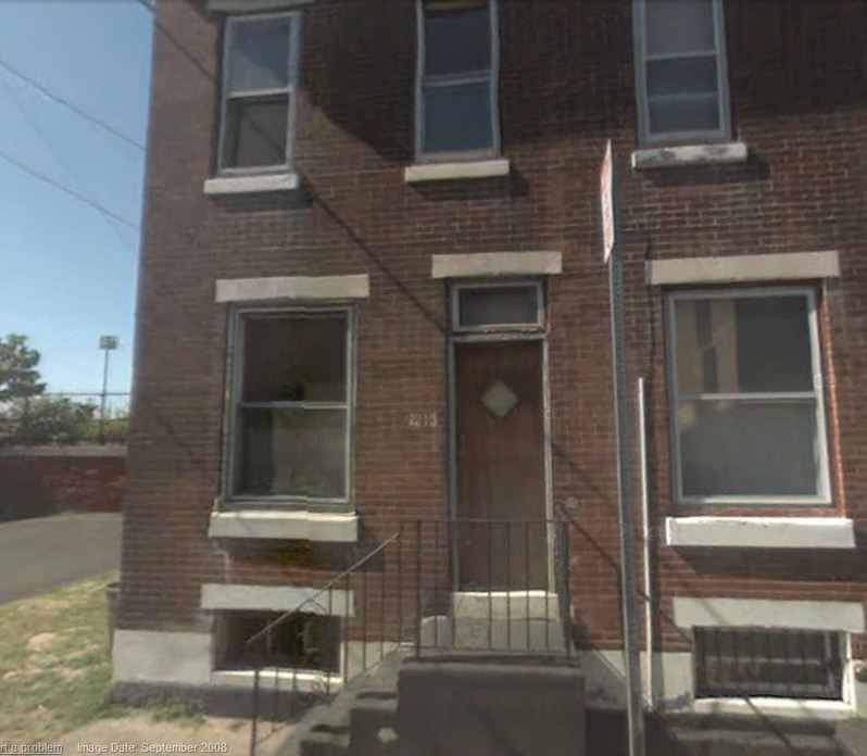 'Rocky II' Row House Listed For $139,000