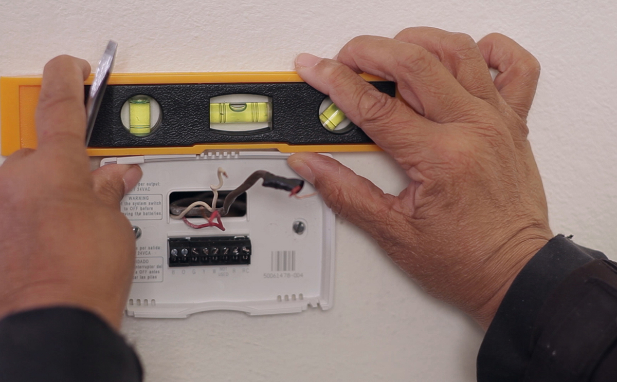 Diy  Install A Programmable Thermostat