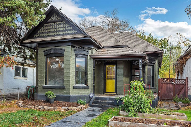 With stunning original 1896 hardwood floors  a detached studio in the  backyard  and gorgeous curb appeal  this 2 bedroom  2 bath Salt Lake City  home is full. Homes for Sale in the Hottest Real Estate Markets for 2017