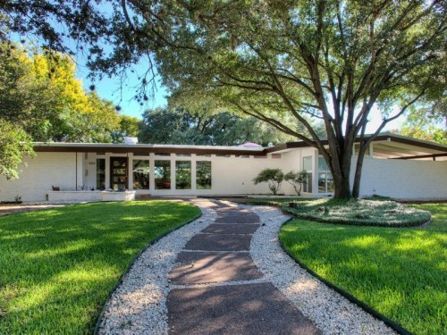 San Antonio  TX. For Sale  Mid Century Homes With Modern Upgrades