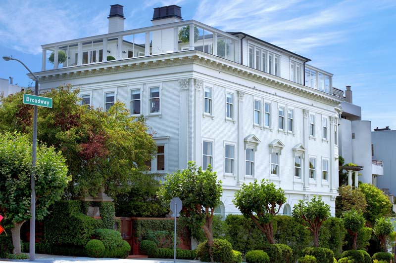 San Francisco  CA. 10 of the Most Expensive Homes Sold in 2015   Zillow Porchlight