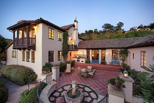 Spanish Style Home spanish-style homes for 'american dream builders' fans - zillow