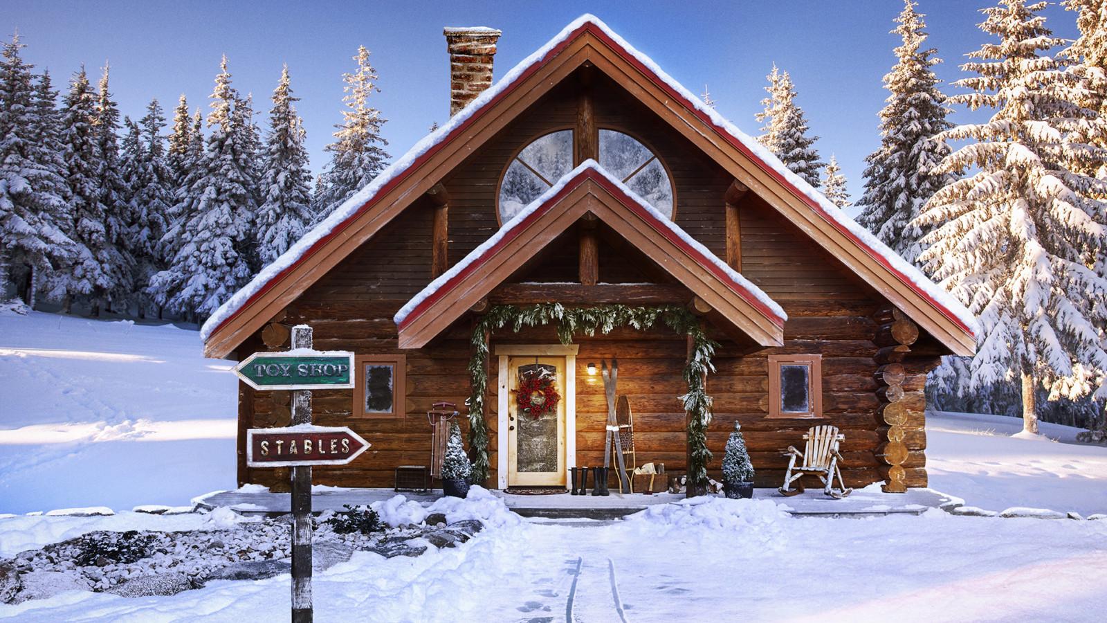 Santa's Home Remodel Details