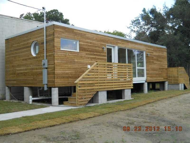 House of the week home made from a shipping container - How to make a home from shipping containers in new ...